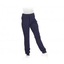 pantalon d'échauffement ample REPETTO bleu chine