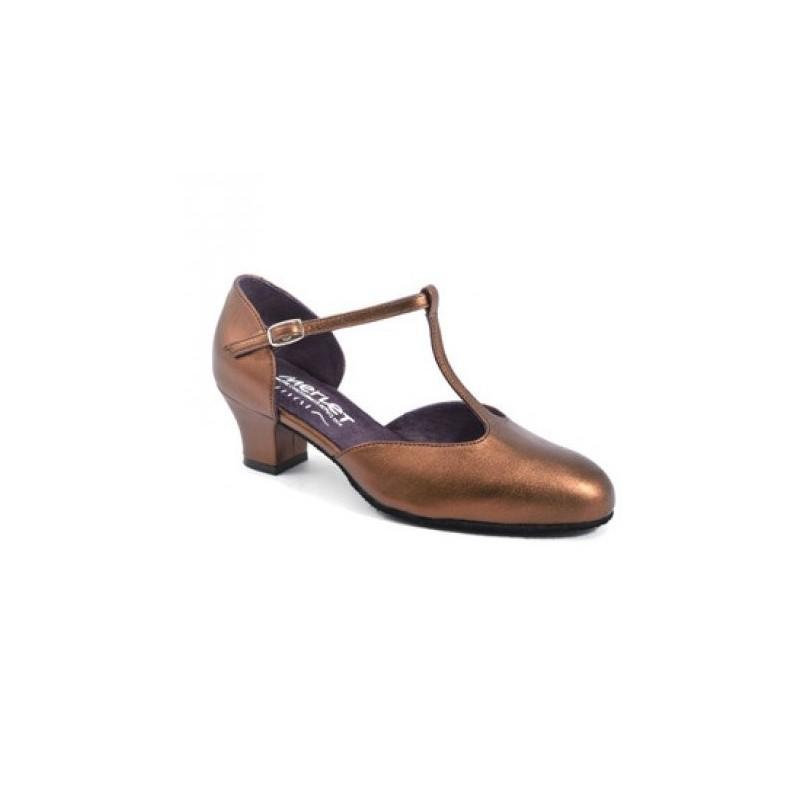 Chaussures de danse de salon merlet eva femme for Chaussures de danse de salon toulouse