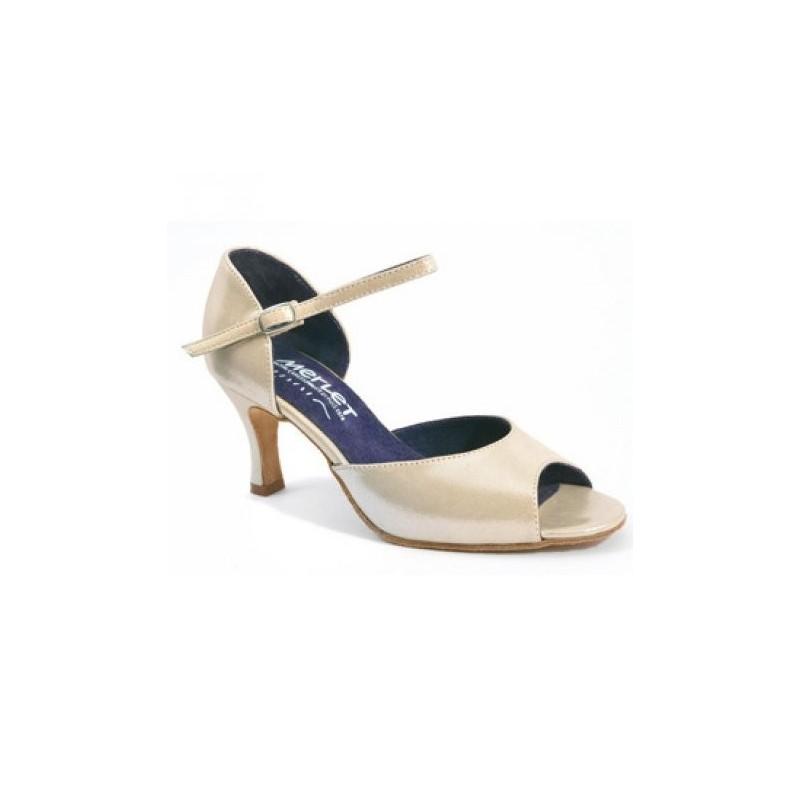 Chaussures danse salon merlet for Chaussures de danse de salon toulouse