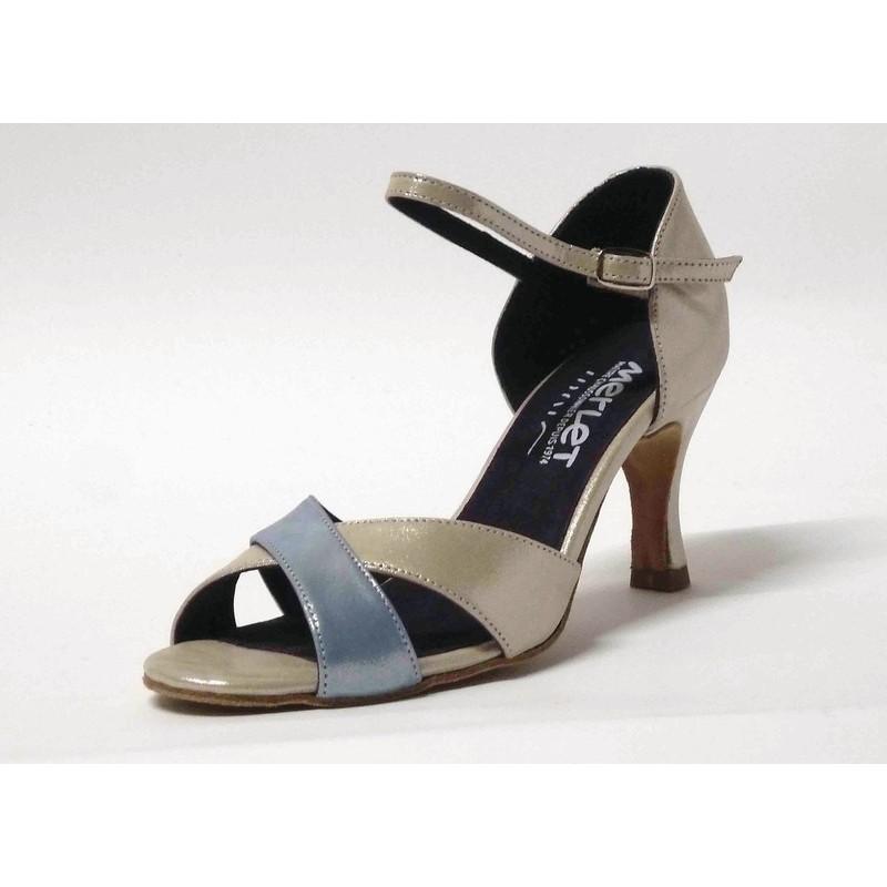Chaussures de danse de salon merlet siloe femme for Chaussures de danse de salon toulouse