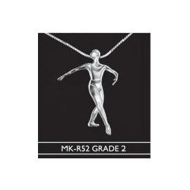 pendentif MIKELART GRADE 2 Royal Academy of Dance