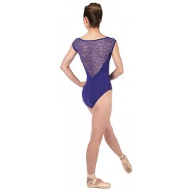 justaucorps danse SO DANCA E-10946 violet