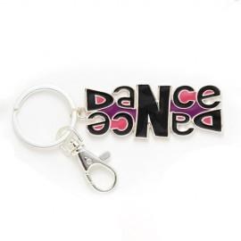 porte-clés double dance DASHA DESIGNS