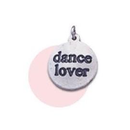 pendentif dance lover FOREVER B