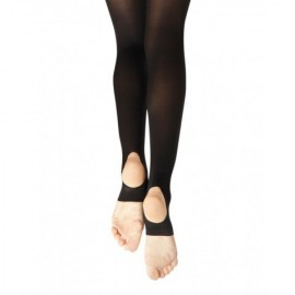 collant de danse étrier CAPEZIO HOLD & STRETCH ADULTE