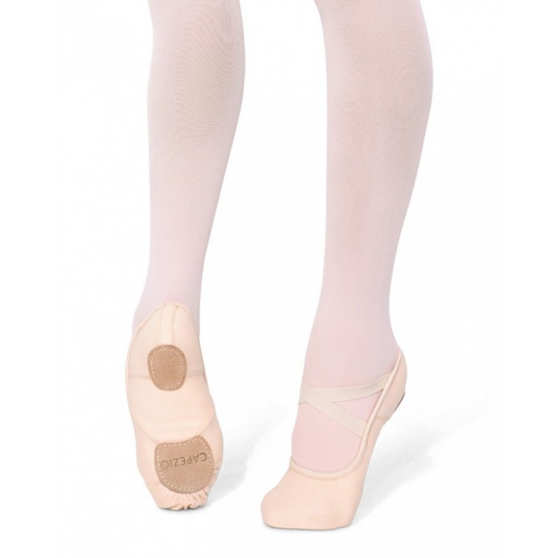 chaussons de danse demi pointes capezio hanami enfant. Black Bedroom Furniture Sets. Home Design Ideas