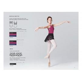 jupette danse classique BLOCH MIRELLA MS104