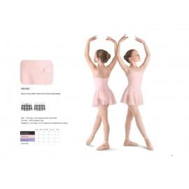 jupette danse classique BLOCH MIRELLA MS106C enfant