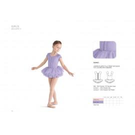 tutu BLOCH MIRELLA M340C enfant fantaisie