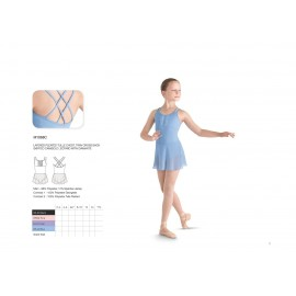 tunique danse classique BLOCH MIRELLA M1068C ENFANT