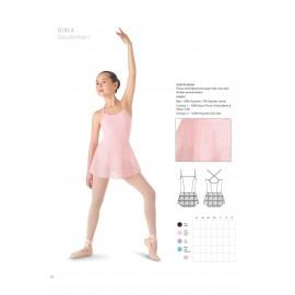 tunique danse classique BLOCH AILSA CL8190 enfant