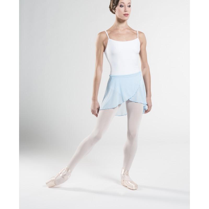 Jupette danse classique wear moi alegro adulte for Danse classique adulte