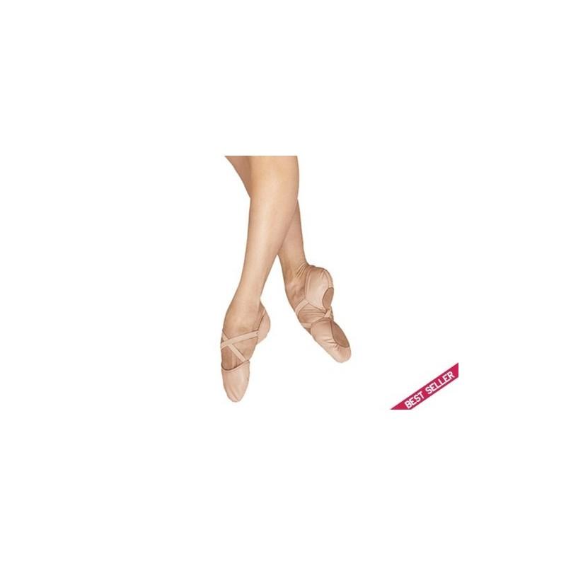 chaussons de danse demi-pointes BLOCH ELASTOSPLIT