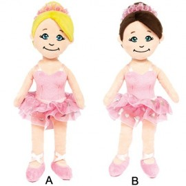 peluche Ballerine Blonde DASHA DESIGNS
