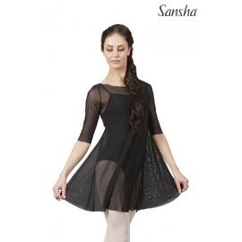 robe résille SANSHA SECRET