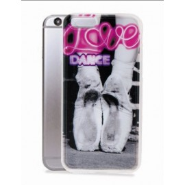 Coque iphone 6 I love dance FOREVER B