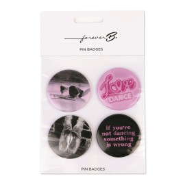 kit badges danse Forever B