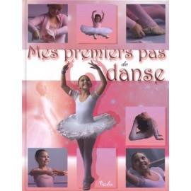 livre EDITIONS PICCOLIA Mes Premiers Pas de Danse