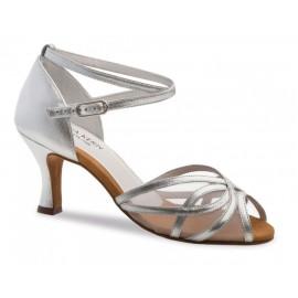 Chaussures de danse de salon WERNER KERN FEMME  maille transparente