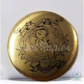 miroir de poche BALLET PAPIER Pavlova