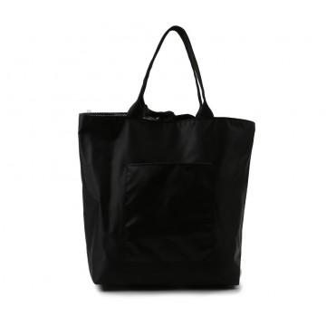 sac de danse REPETTO SIGNES Cabas nylon noir et argent