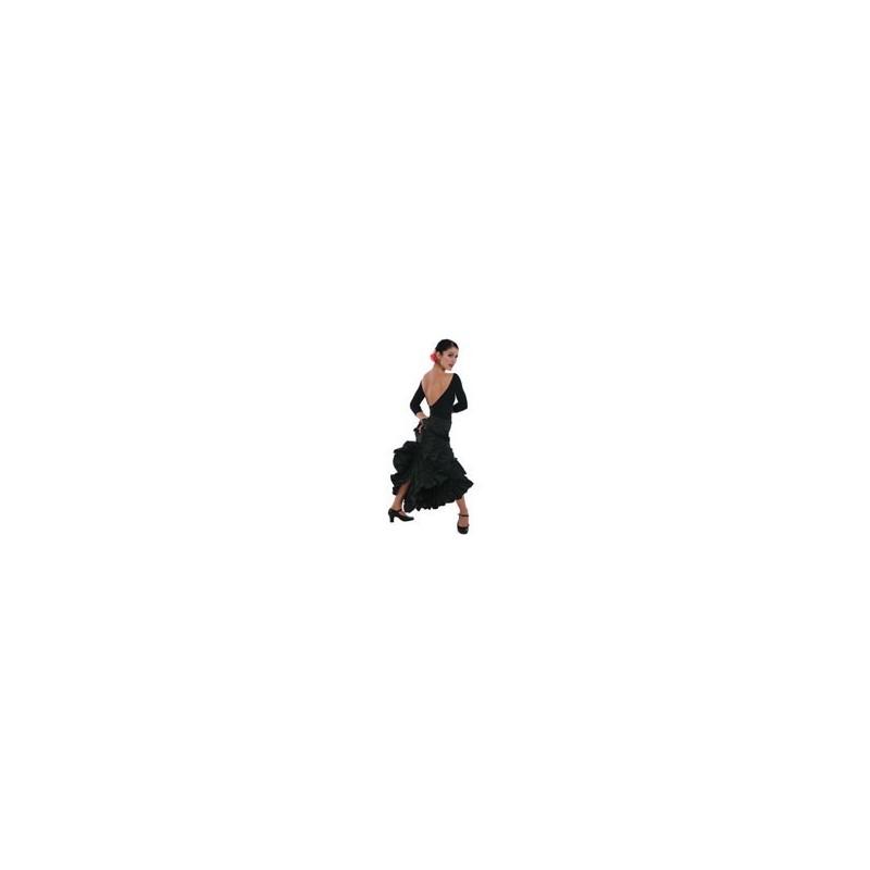 jupe danse flamenco CAPEZIO FLM101
