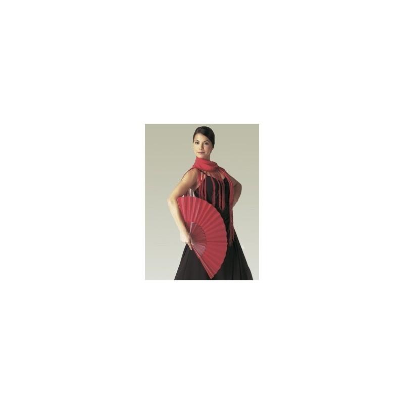 éventail danse flamenco INTERMEZZO 7316 moyen