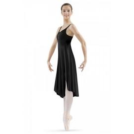 robe de danse BLOCH M1017 asymétrique