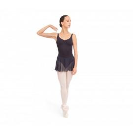 tunique danse classique  REPETTO D0763 fines bretelles adulte iris