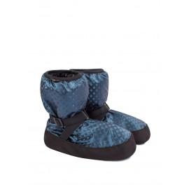 Boots d'échauffement danse GRISHKO M-68/1 Cosmic Blue