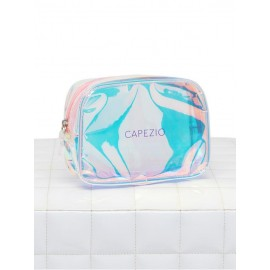 trousse maquillage CAPEZIO HOLOGRAPHIC MAKE UP BAG