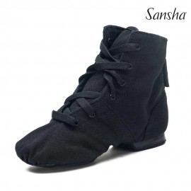 bottines toile SANSHA SOHO JB3