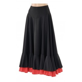 jupe flamenco INTERMEZZO 7738 FALDBITAM adulte