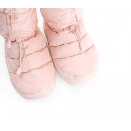 Boots d'échauffement danse REPETTO T251 rose pétale