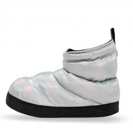 Boots d'échauffement danse CAPEZIO H27W GLAM BOOTIE HOLOGRAPHIC