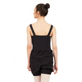 combinaison-short danse CAPEZIO WARM UP ROMPER adulte