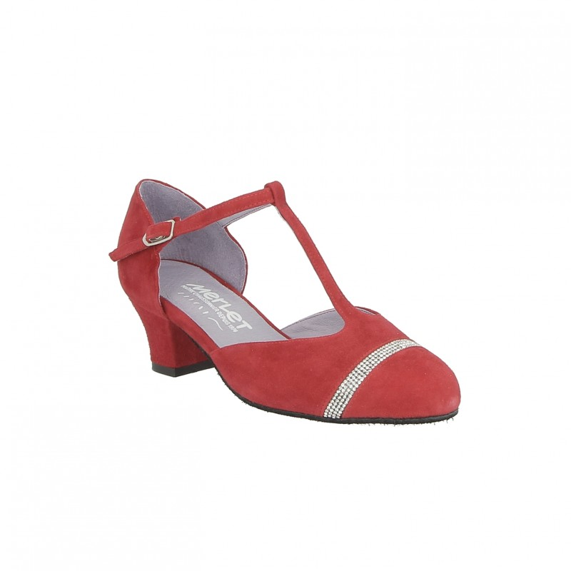 Chaussures de danse de salon MERLET EBELA 1404-233 FEMME