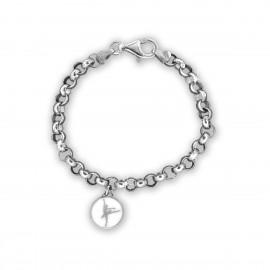 bracelet danseuse MIKELART CHARM DANSEUSE CLASSIQUE