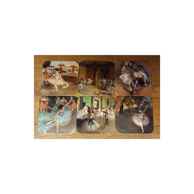 dessous de verre AXIOS Edgar Degas