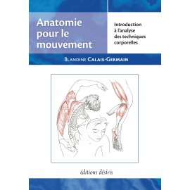livre Anatomie pour le Mouvement ADVERBUM volume 1