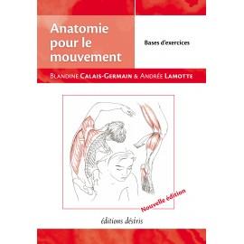 livre Anatomie pour le Mouvement ADVERBUM volume 2
