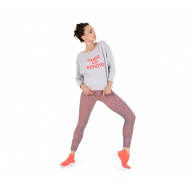 sweat REPETTO Dance With Repetto Gris Perle