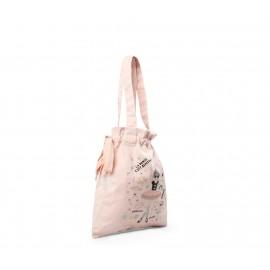 sac de danse REPETTO BALLERINA sac à dos coton rose icône