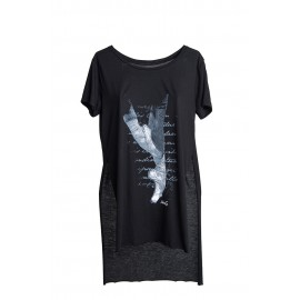 tee shirt LIKEG Oversize Modal LG-TOM-18B