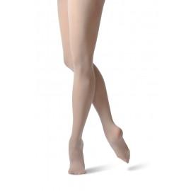 collant de danse avec pieds MERLET adulte