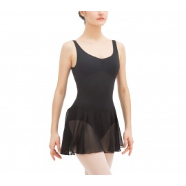 tunique danse classique  REPETTO D063 ENFANT noir