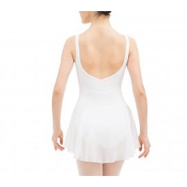tunique danse classique  REPETTO D063 ENFANT blanc
