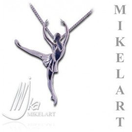 pendentif danseuse MIKELART BALANCHINE