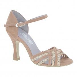 Chaussures de danse de salon MERLET MODANE 1404-983 FEMME