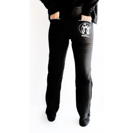 pantalon jogging BALLET PAPIER Dance Mood Noir